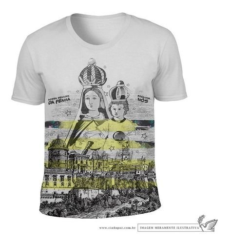Camiseta Nossa Senhora Da Penha