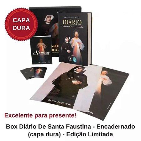 Box Diário Apostolado Divina Misericórdia - Capa Dura