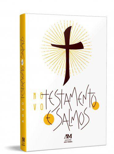Livro Novo Testamento e Salmos - Nova Edição