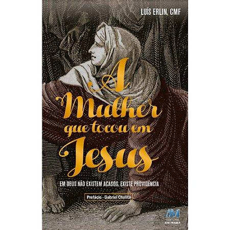 Livro A Mulher que Tocou em Jesus