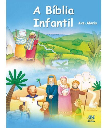 A Bíblia Infantil - Capa Dura