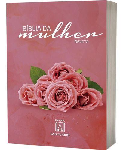Bíblia Da Mulher Devota - Bolso Cristal