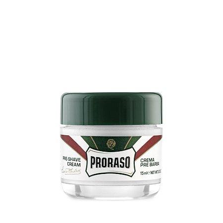 Pré-Barba Proraso Green 15ml