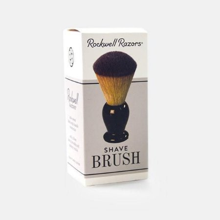 Pincel de Barbear Sintético Rockwell