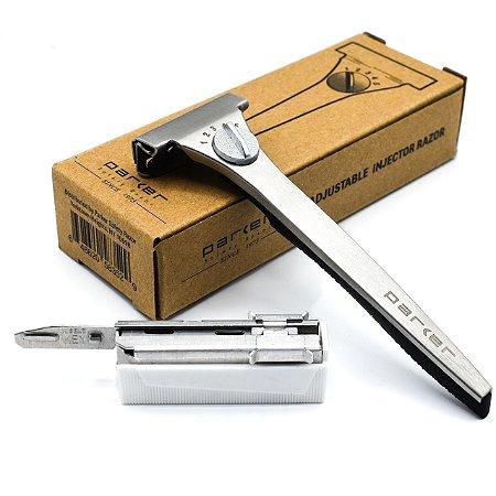 Parker Adjustable Injector Razor