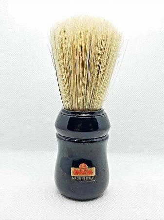 Pincel de Barbear Ômega Pure Bristle 10049