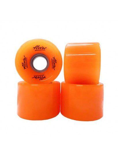 Rodas de Skate Alva Cruiser Wheels 60MM 83A