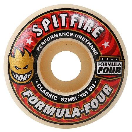 Rodas de Skate Spitfire Formula Four 52MM 101D