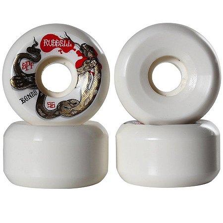 Roda de Skate Bones SPF Russell Snake Bite 54mm