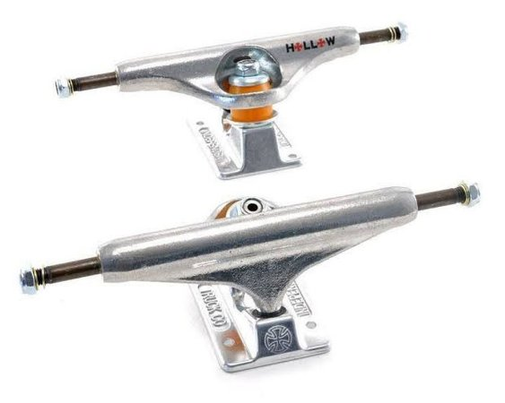 Truck Independent Stage 11 Forged Hollow Silver 139mm