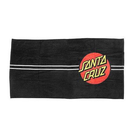 """Toalha de Praia Importada Santa Cruz Skateboards Classic Dot 35 x 62"""""""