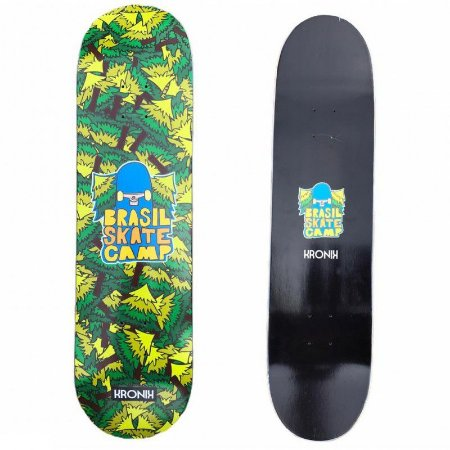 SHAPE KRONIK BRASIL SKATE CAMP MAPLE