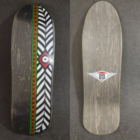 SHAPE POWELL PERALTA NICKY GUERRERO FEATHER DECK GRY