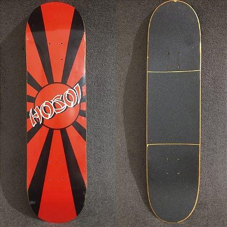 Shape Hosoi Classic Street Hosoi Skateboards com Lixa SEMI NOVO