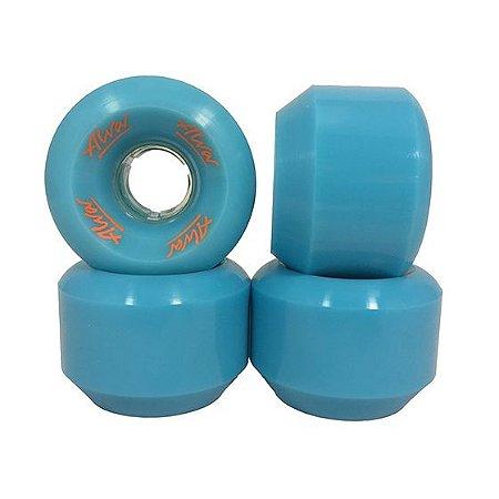 Rodas de Skate Alva Conical Wheels 59mm 101A Azul