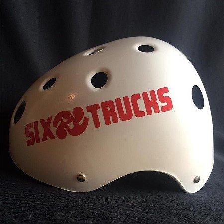 Capacete Infantil Six Trucks Skate