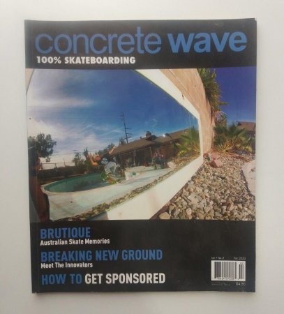 Concrete Wave Volume 7 number 2 ano 2008