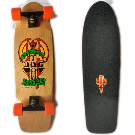 Skate Dogtown Importado com rodas OJ e truck Venture