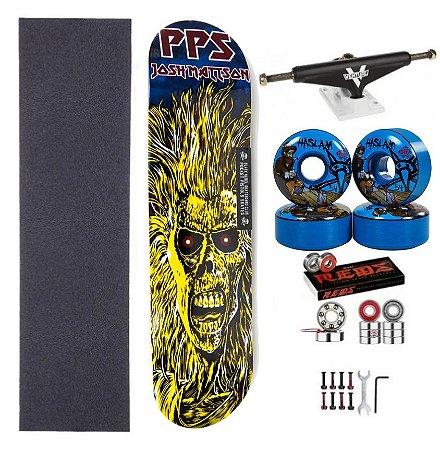 Skate Completo com Shape Pocket Pistols
