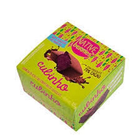 BOMBOM DE ACAI COM CHOCOLATE 105G NATIVE BERRIES