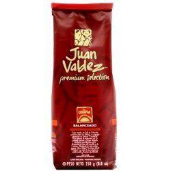 CAFE CUMBRE FORTE JUAN VALDEZ 250G
