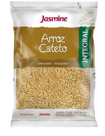 ARROZ CATETO INTEGRAL 1KG JASMINE