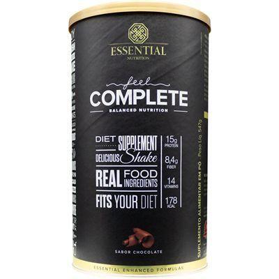FEEL ESSENTIAL NUTRITION SABOR CHOCOLATE 547G