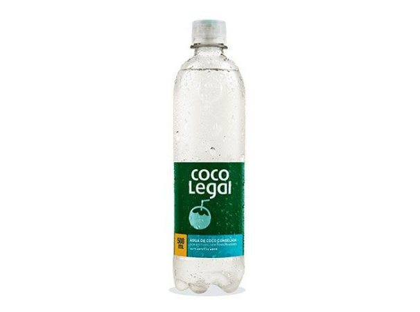 AGUA DE COCO COCO LEGAL 500ML