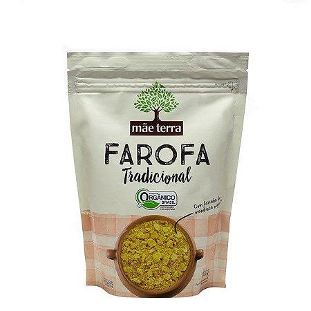 FAROFA ORGANICA TRADICIONAL MAE TERRA 200G