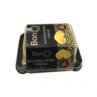 MANTEIGA BONQ EXTRA COM SAL 200G