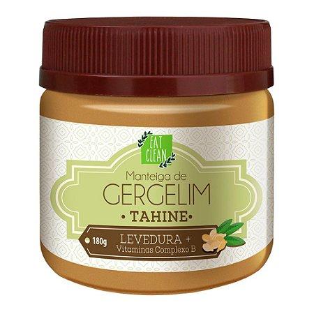 MANTEIGA DE GERGELIM LEVEDURA EAT CLEAN 180G
