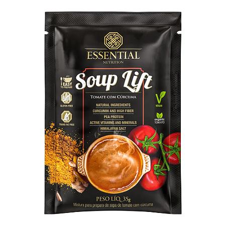 SOUP LIFT ESSENTIAL NUTRITION TOMATE E CURCUMA 35G