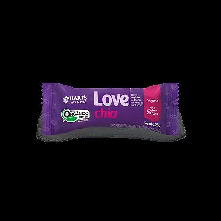 BARRA HARTS LOVE CHIA 35G
