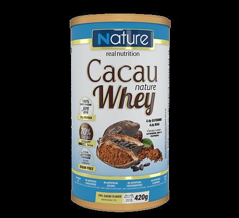 CACAU NATURE WHEY 70% 420G