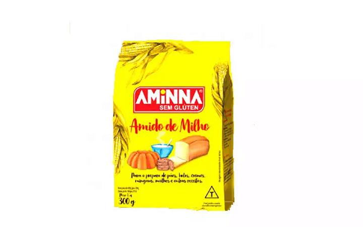 AMIDO DE MILHO 300G AMINNA