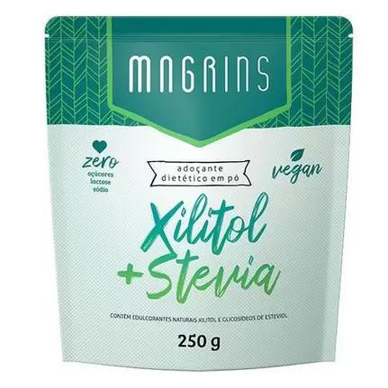 ADOC DIET PO XILITOL STEVIA MAGRINS STEVITA 250G