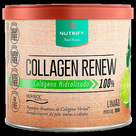 COLLAGEN RENEW NUTRIFY LIMAO 300G