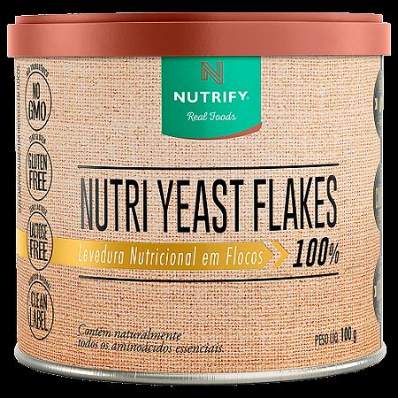 NUTRI YEAST FLAKES 100G - NUTRIFY FOODS