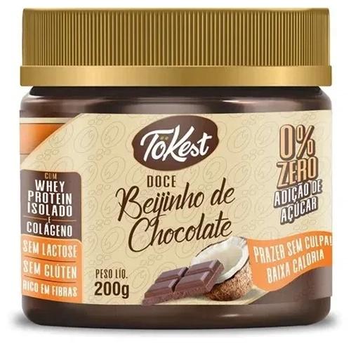 BEIJINHO DE CHOCOLATE TOKEST 200G