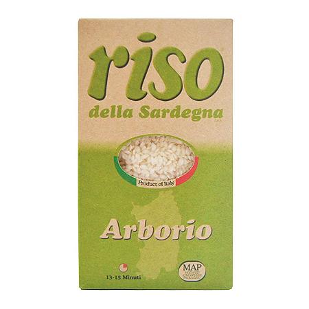 ARROZ ARBORIO RISO DELLA SARDEGNA 1KG