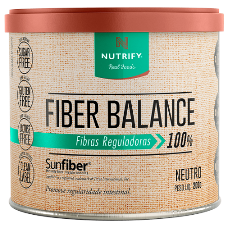FIBER BALANCE NUTRIFY FOODS 200G