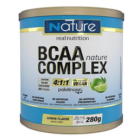 BCAA NATURE COMPLEX SABOR LIMAO 280G