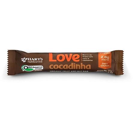 BARRA HARTS LOVE COCADINHA 35G