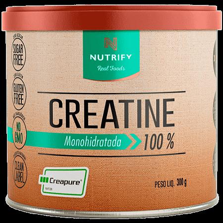 CREATINA NUTRIFY 300G