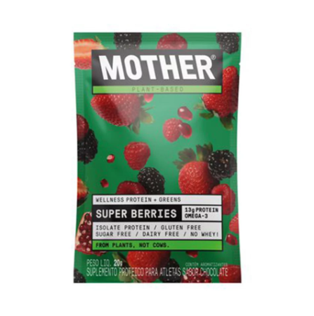 WELLNESS MOTHER PROTEIN GREENS SUPER BERRIES 20G