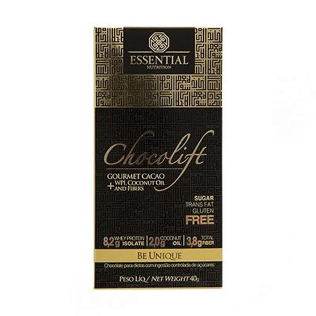 CHOCOLIFT ESSENTIAL NUTRITION GOURMET CACAU 40G