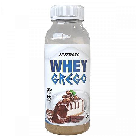 WHEY GREGO CHEESECAKE CHOCOLATE NUTRATA 30G