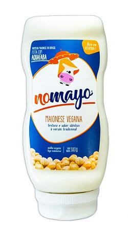 NOMAYO MAIONESE VEG 380G NOMOO