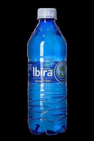 AGUA IBIRA MINERAL 510ML