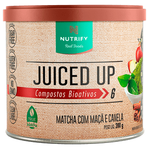 JUICED UP NUTRIFY MACA CANELA 200G